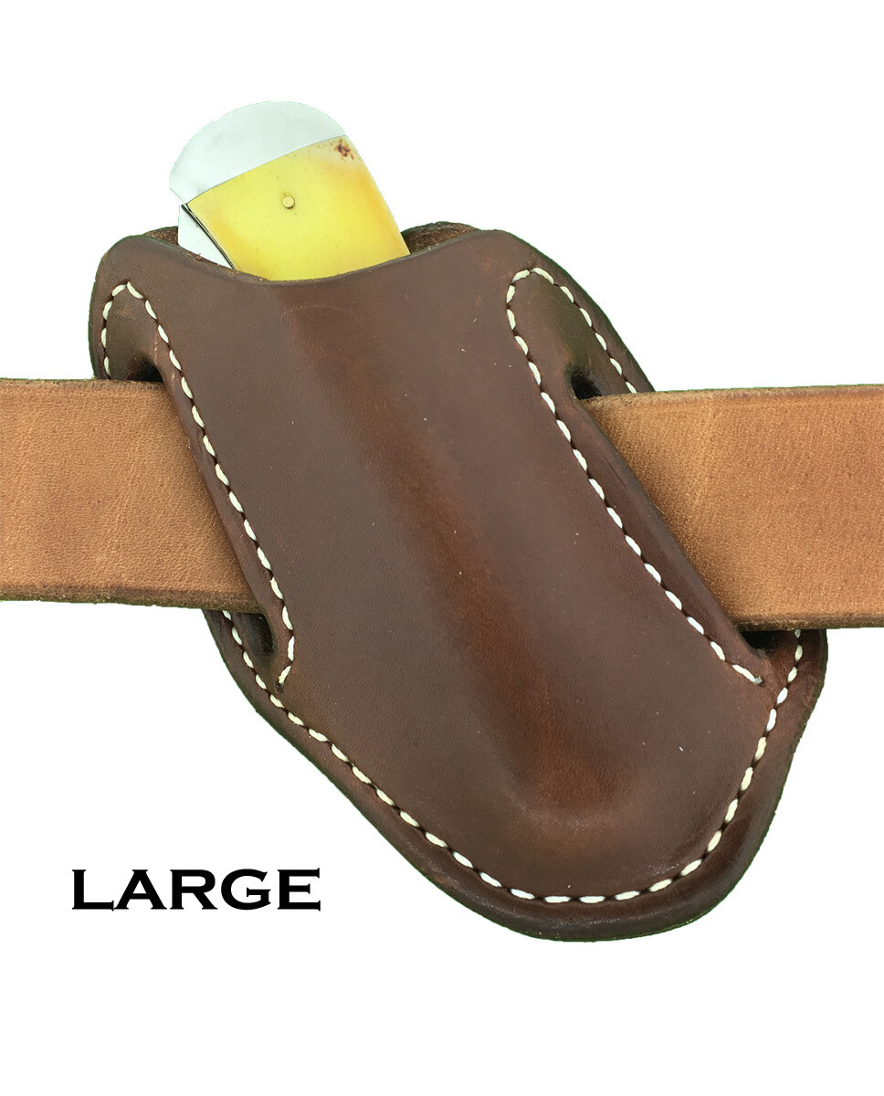 Plain Angled Pancake Scabbard - Right  Side
