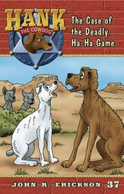 #37 Deadly Ha-Ha Game Hank the Cowdog