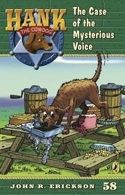 #58 Mysterious Voice Hank the Cowdog