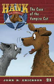#21 Vampire Cat Hank the Cowdog