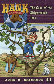 #41 Shipwrecked Tree Hank the Cowdog