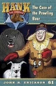 #61 Prowling Bear Hank the Cowdog