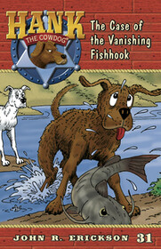 #31 Vanishing Fishhook Hank the Cowdog