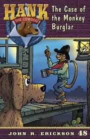 #48 Monkey Burglar Hank the Cowdog