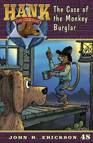 #48 Monkey Burglar Hank the Cowdog