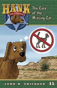 #15 Missing Cat Hank the Cowdog