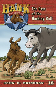 #18 Hooking Bull Hank the Cowdog
