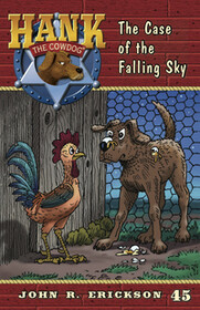 #45 Falling Sky Hank the Cowdog