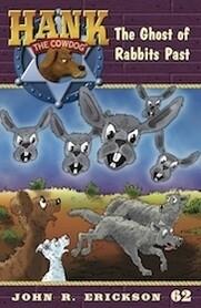 #62 Rabbits Past Hank the Cowdog