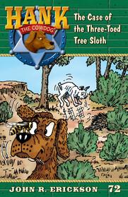 #72 Three Toed Tree Sloth Hank The Cowdog