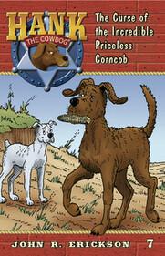 #7 Priceless Corncob Hank The Cowdog