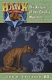 #63 Charlie Monsters Hank the Cowdog