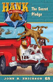 #68 Secret Pledge Hank the Cowdog