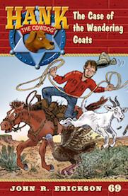 #69 Wandering Goats Hank the Cowdog