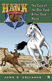 #8 Killer Stud Horse Hank the Cowdog