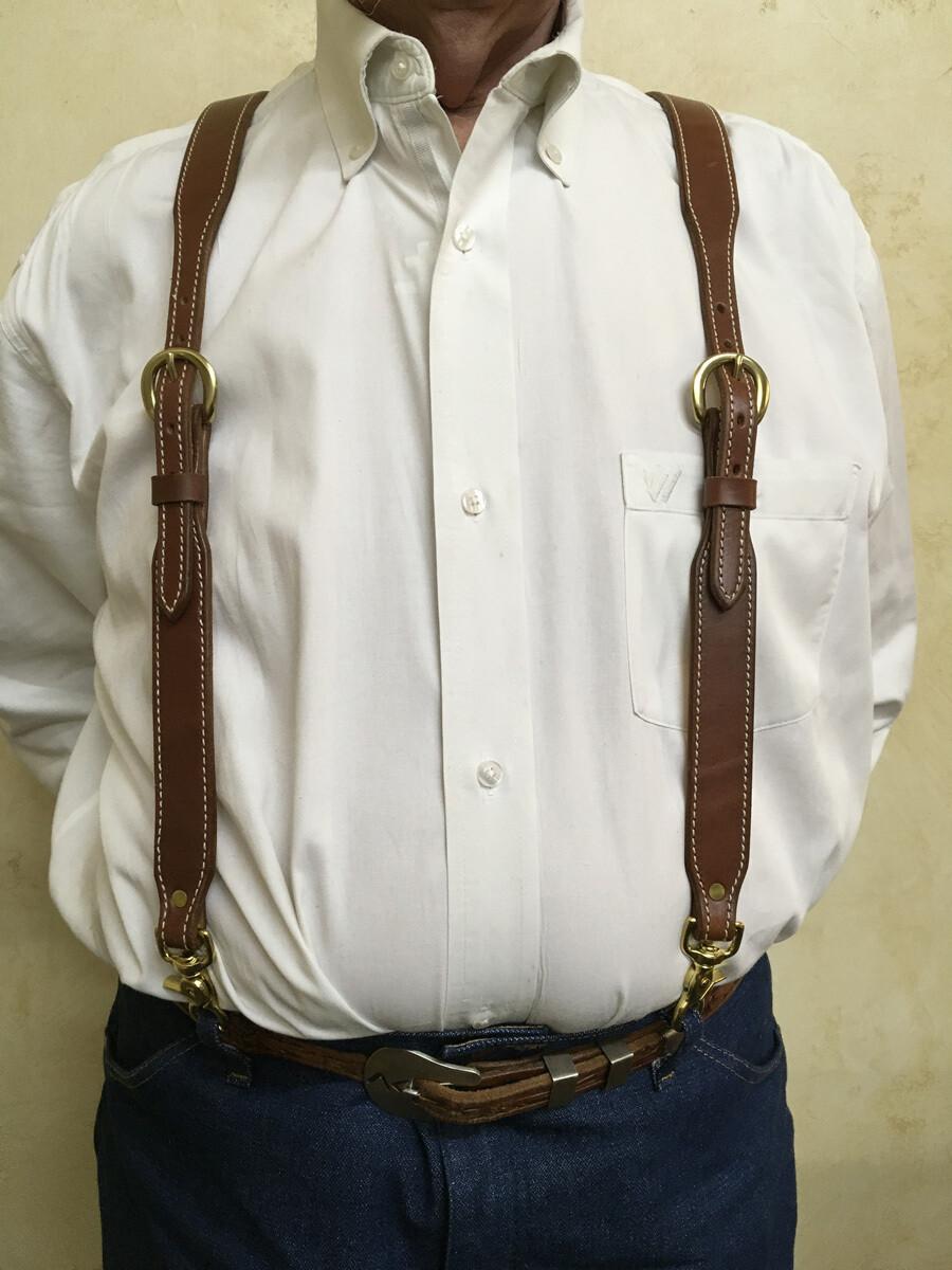 Plain Suspenders