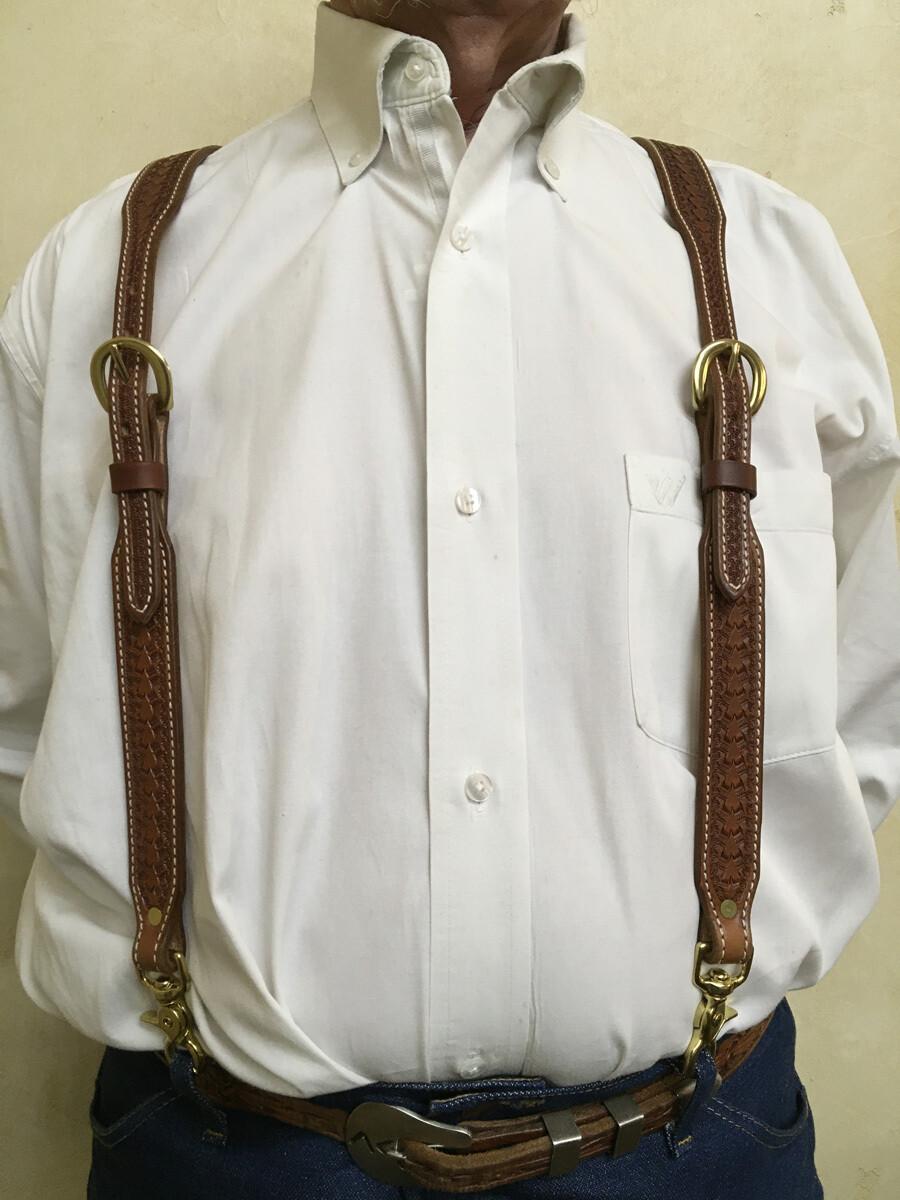 Basket Suspenders