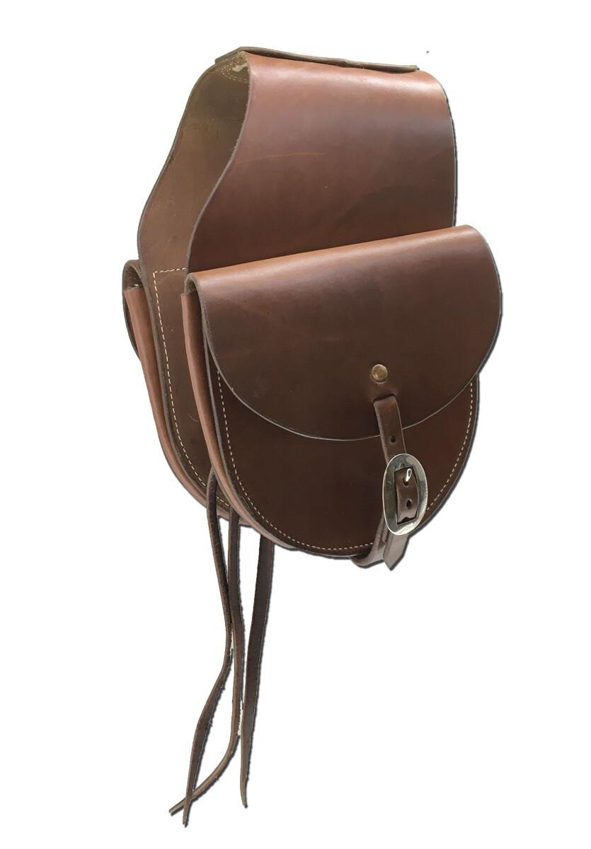 Plain Saddle Bag