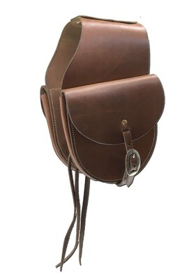 Plain Saddle Bag