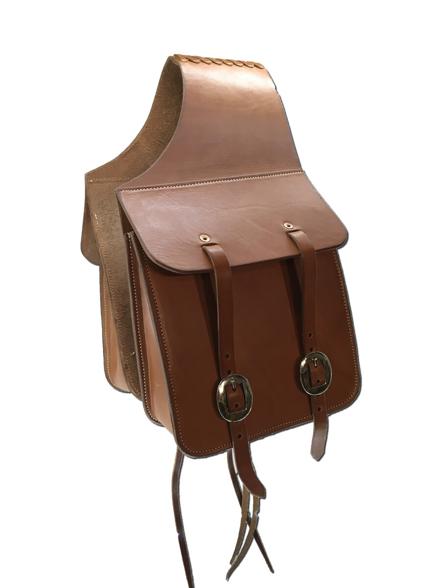 Large Saddle Bag with Holster