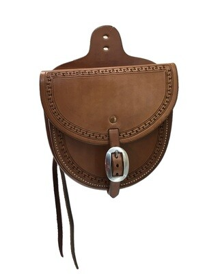 Carlos Saddle Pocket