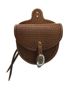 Basket Saddle Pocket