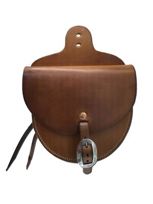 Plain Saddle Pocket