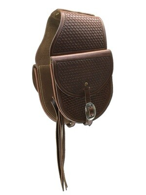 Basket Saddle Bag