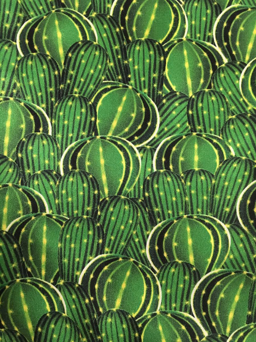 Green Cactus M&F Wild Rag