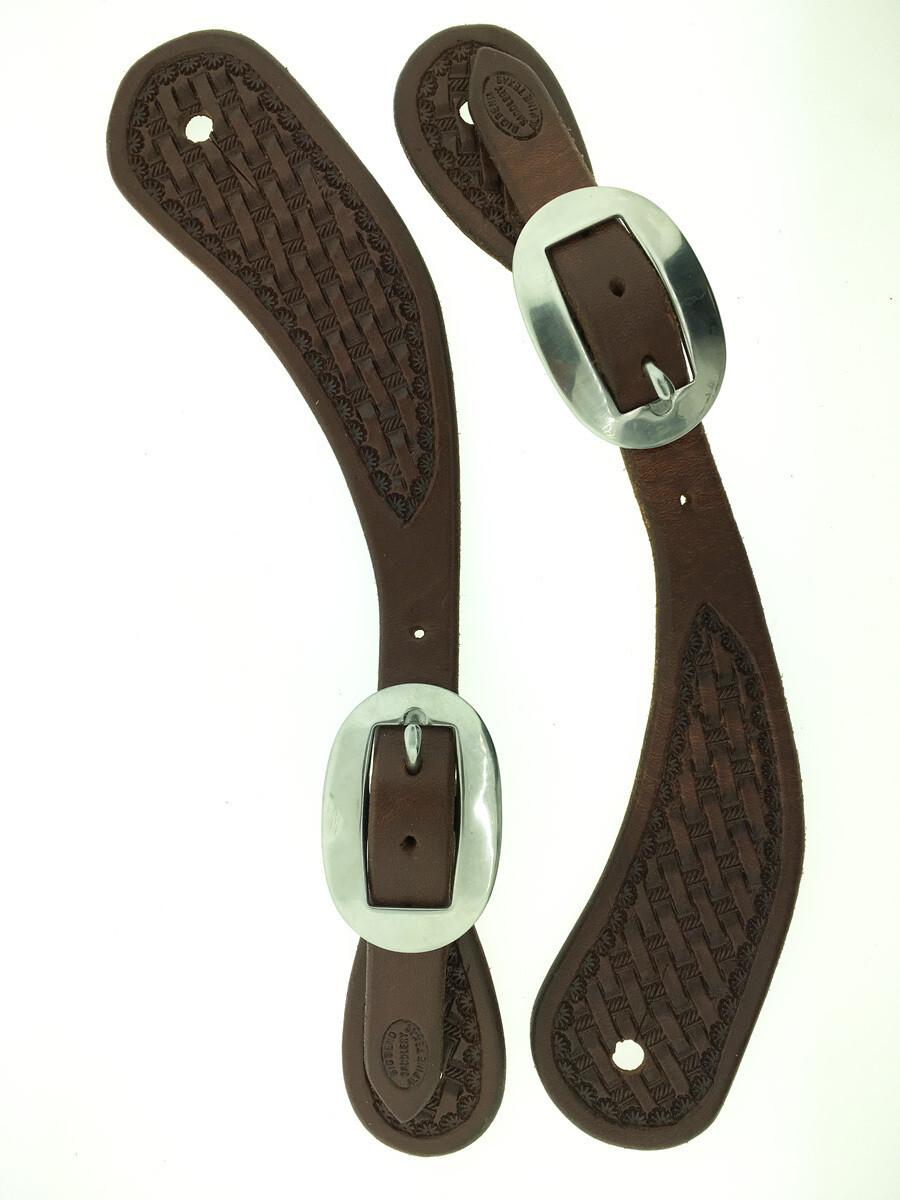 Basket Curved Spur Leather
