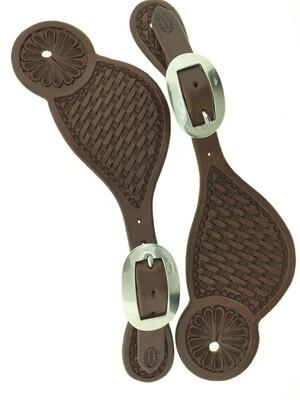 Basket Cheyenne Spur Leather