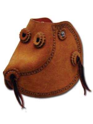 Carlos Roughout Monkey Nose Overshoe Bell Tapadero
