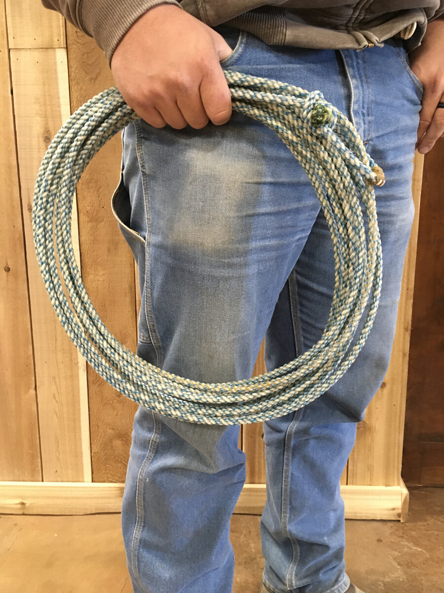 3/8 Scant 3 Strand Original Series Ranch Rope