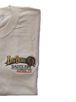 Cream EmCo T-Shirt