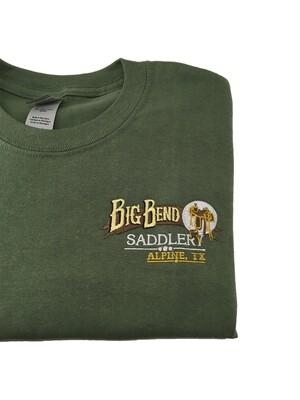 Military Green Emco T-Shirt