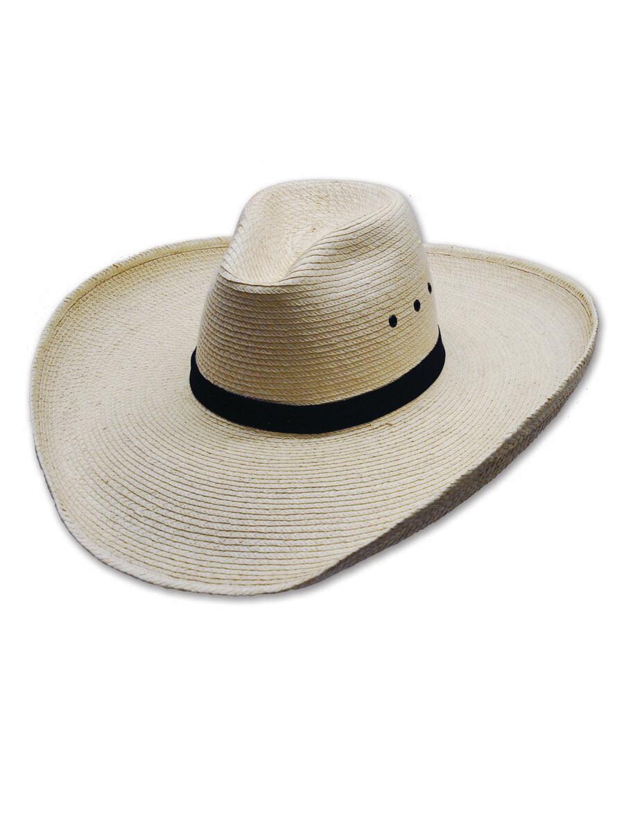 Palm Leaf Gus Hat