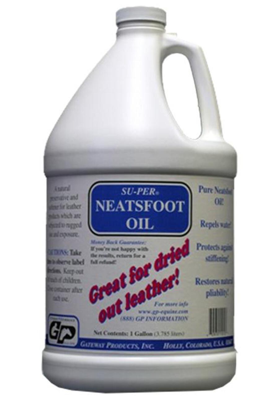 Neatsfoot Oil - 1 Gallon
