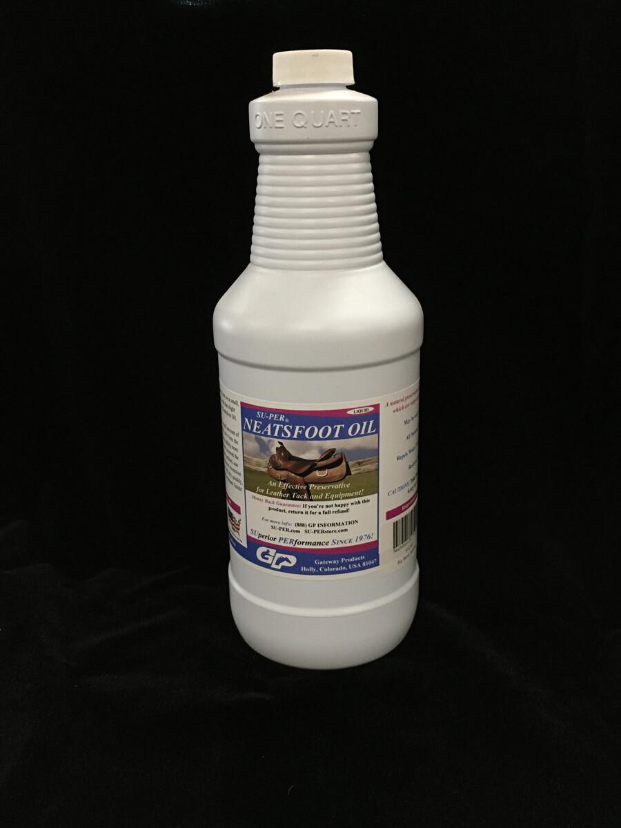Neatsfoot Oil - 1 Quart