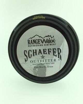 Schaefer Range Wax