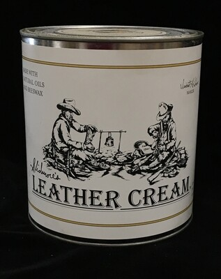 Skidmore's Leather Cream - 1/2 Gallon