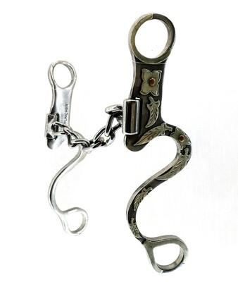 Cavalry Shank Chain Mouth Piece CP207