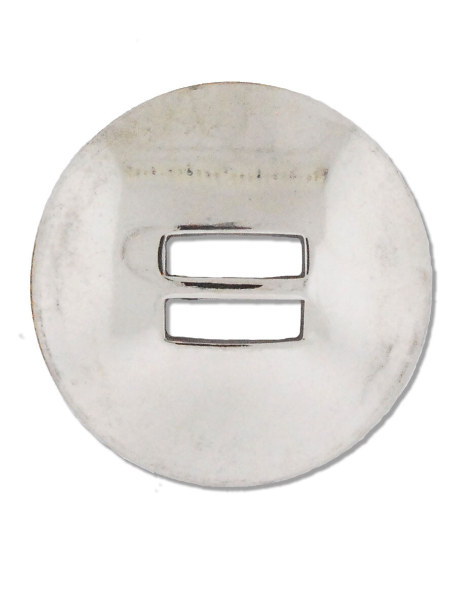 Stainless steel Slotted  Concho