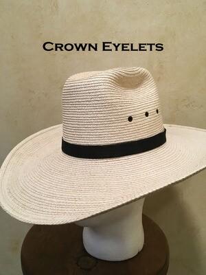 Hat Eyelets