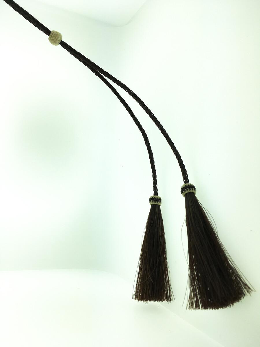 Brown Horsehair Stampede String