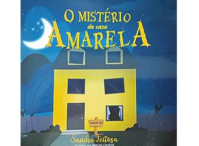 O mistério da casa amarela