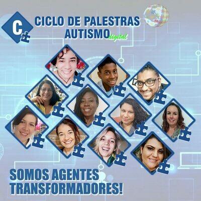 Ciclo de Palestras - Autismo digital