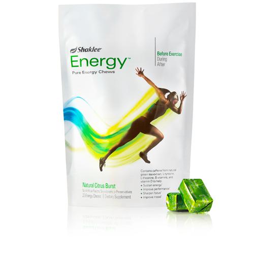 Energy Chews 20158