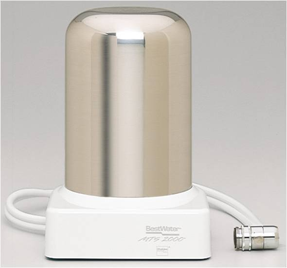 BestWater MTS 2000 System (Countertop) 82300