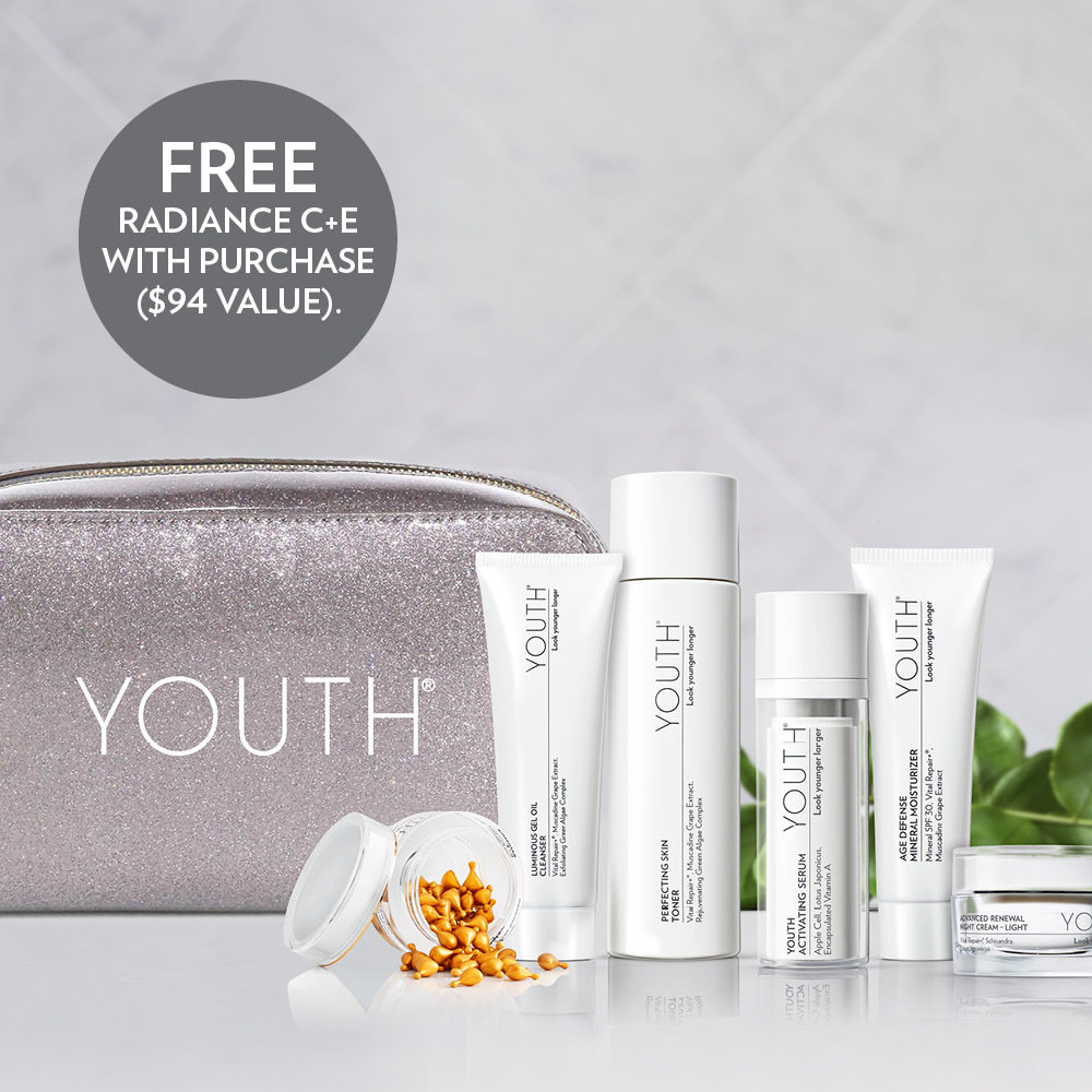 Free Radiance C+E With Purchase