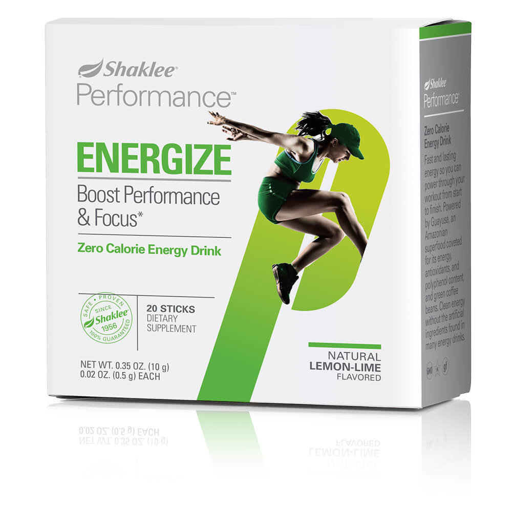 Zero Calorie Energy Drink LEMON-LIME 21307
